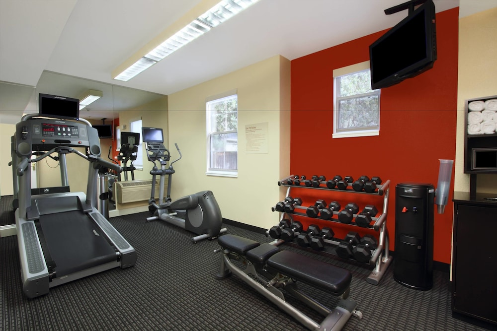 Fitness Facility, TownePlace Suites by Marriott San Jose Cupertino
