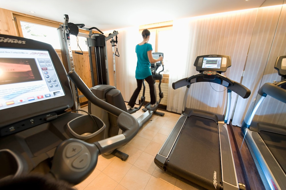 Fitness Facility, Beausite Park Hotel