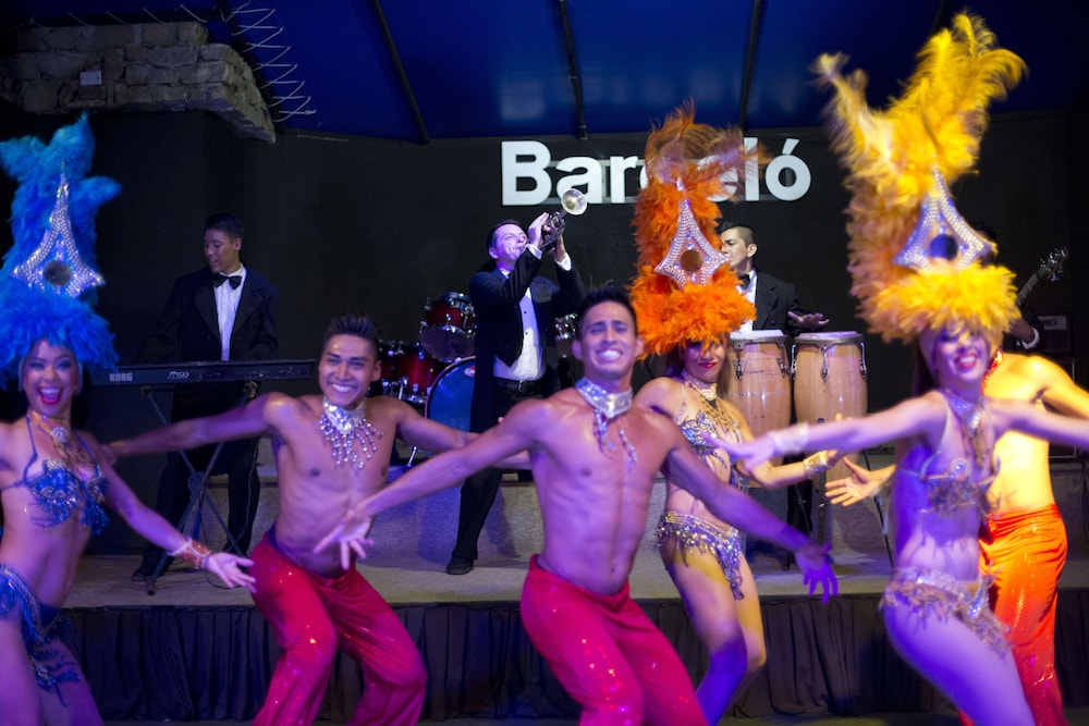 Theater Show, Barceló Karmina All Inclusive