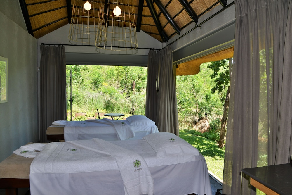Spa Treatment, Bakubung Bush Lodge