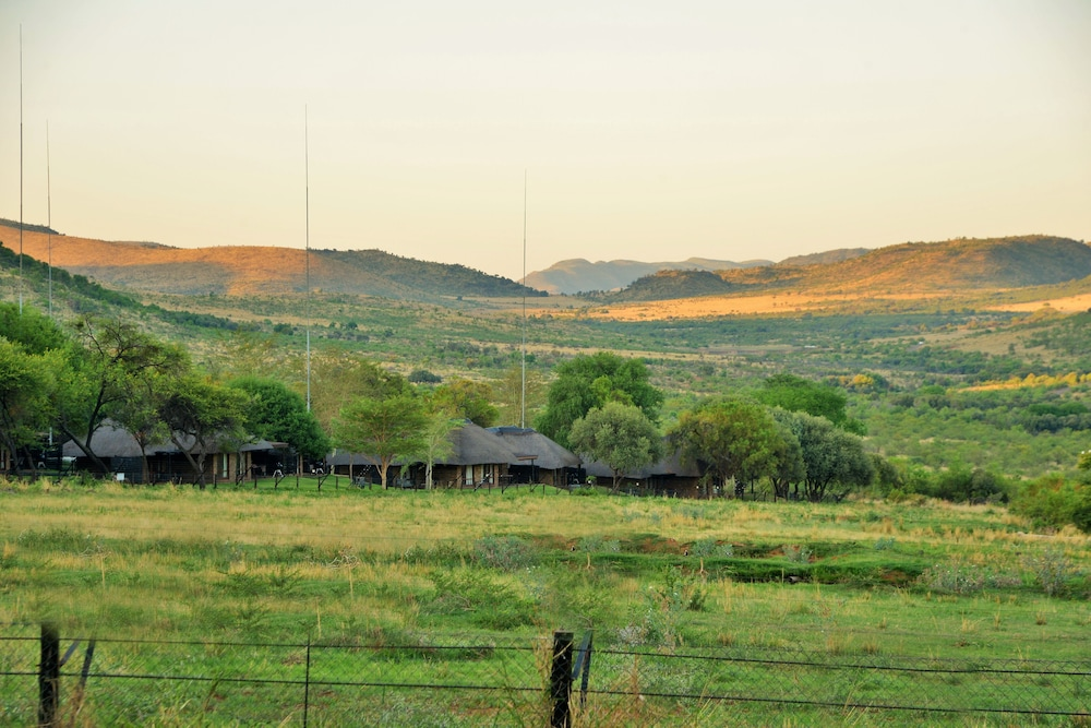 View from Property, Bakubung Bush Lodge