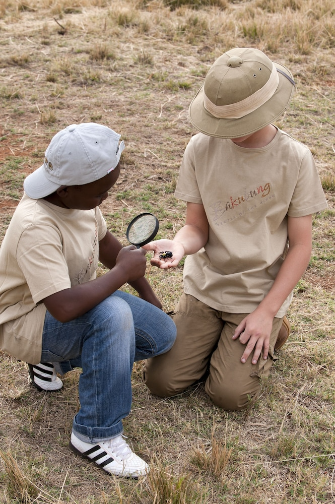 Children's Activities, Bakubung Bush Lodge