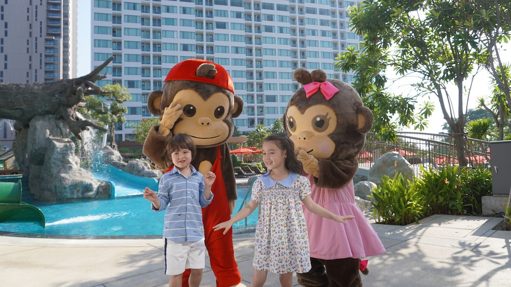 Children's Activities, Amari Pattaya