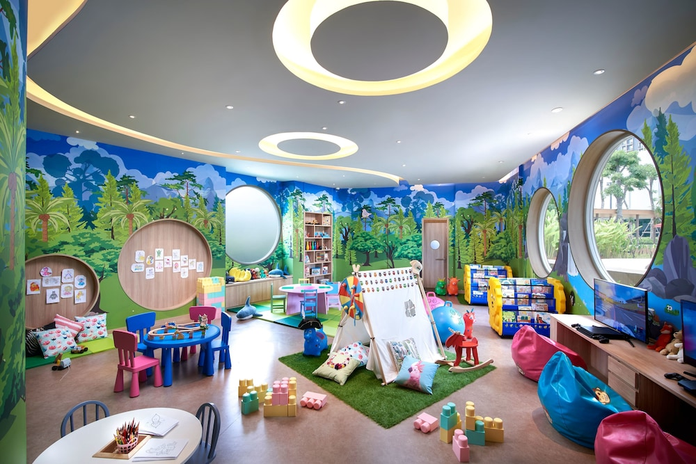 Children's Area, Amari Pattaya