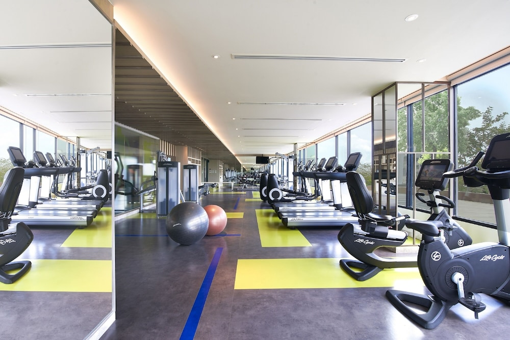 Fitness Facility, Amari Pattaya