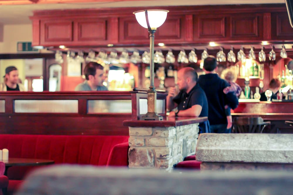 Bar, Arnolds Hotel