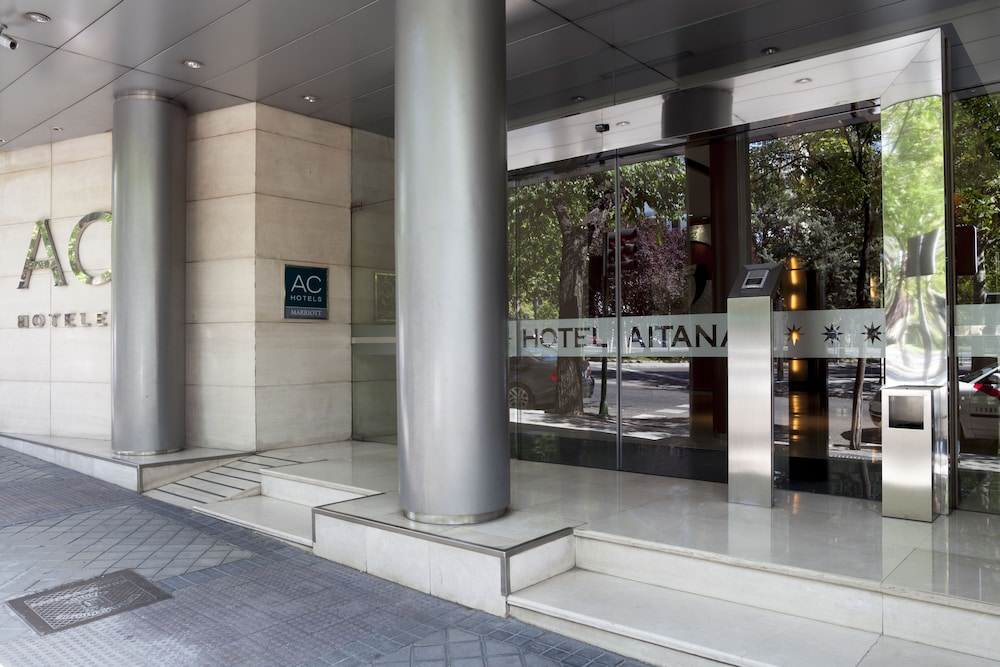 Property Entrance, AC Hotel Aitana by Marriott