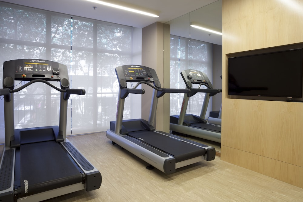 Fitness Facility, AC Hotel Aitana by Marriott