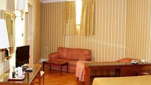 Una cassaforte in camera, Wi-Fi gratuito, accesso in sedia a rotelle