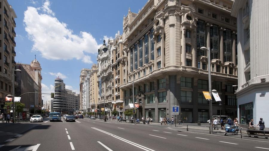 INNSiDE by Melia Madrid Gran Vía