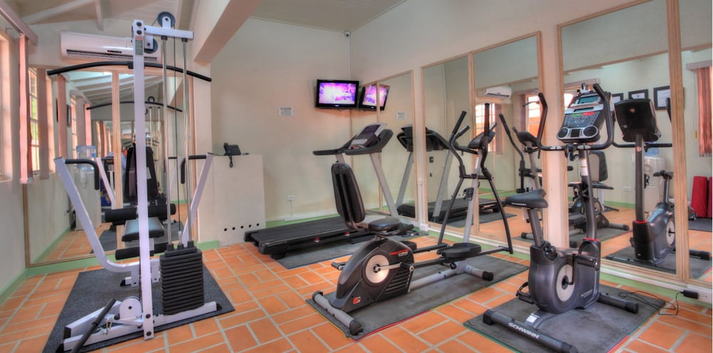 Gym, Worthing Court Apartment Hotel