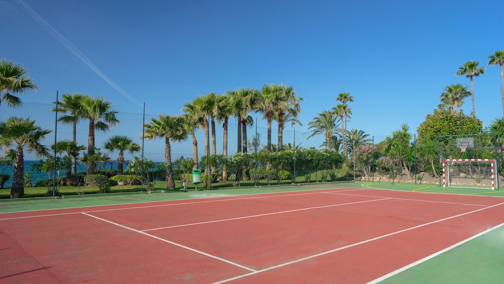 Tennis and Basketball Courts 33 of 36