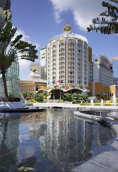 マカオでカジノが満喫できるホテル