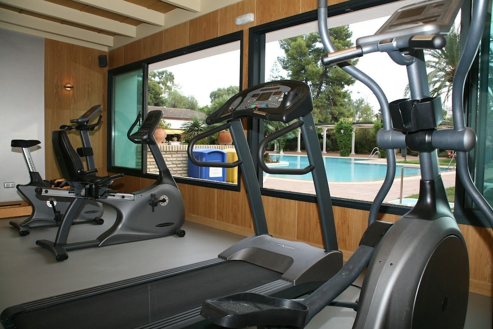 Gym, Hotel Jerez & Spa