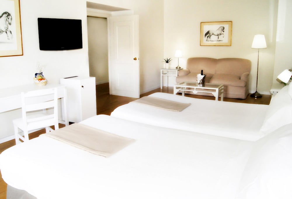 Room, Hotel Jerez & Spa
