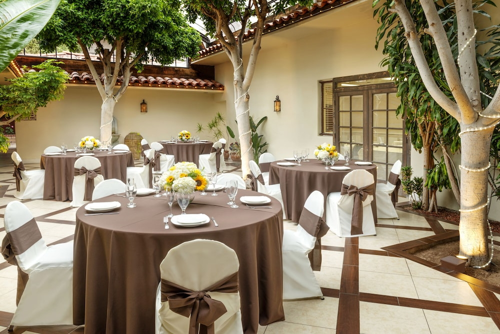 Banquet Hall, Clocktower Inn Ventura