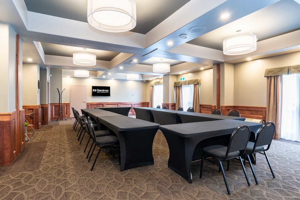 Meeting Facility, Sandman Hotel Vancouver Airport