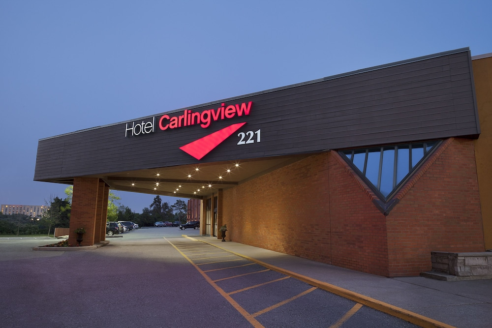 Hotel Carlingview Toronto Airport In Toronto Hotel Rates Reviews