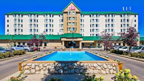 Best Western Plus Winnipeg Airport Hotel