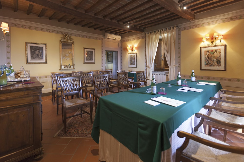 Meeting Facility, Relais Il Falconiere