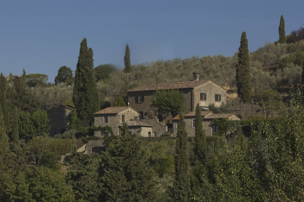 View from Property, Relais Il Falconiere