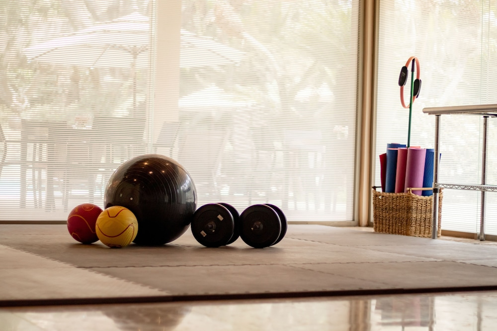 Fitness Facility, Las Mananitas Hotel Garden Restaurant and Spa