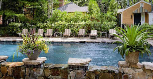 Outdoor Pool, White Barn Inn & Spa, Auberge Resorts Collection