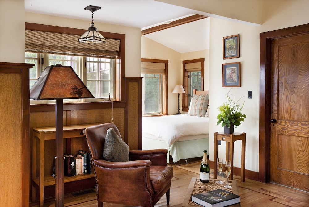 Living Area, White Barn Inn & Spa, Auberge Resorts Collection