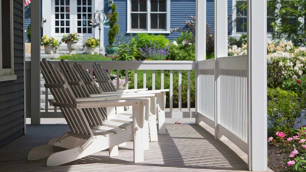 Porch, White Barn Inn & Spa, Auberge Resorts Collection