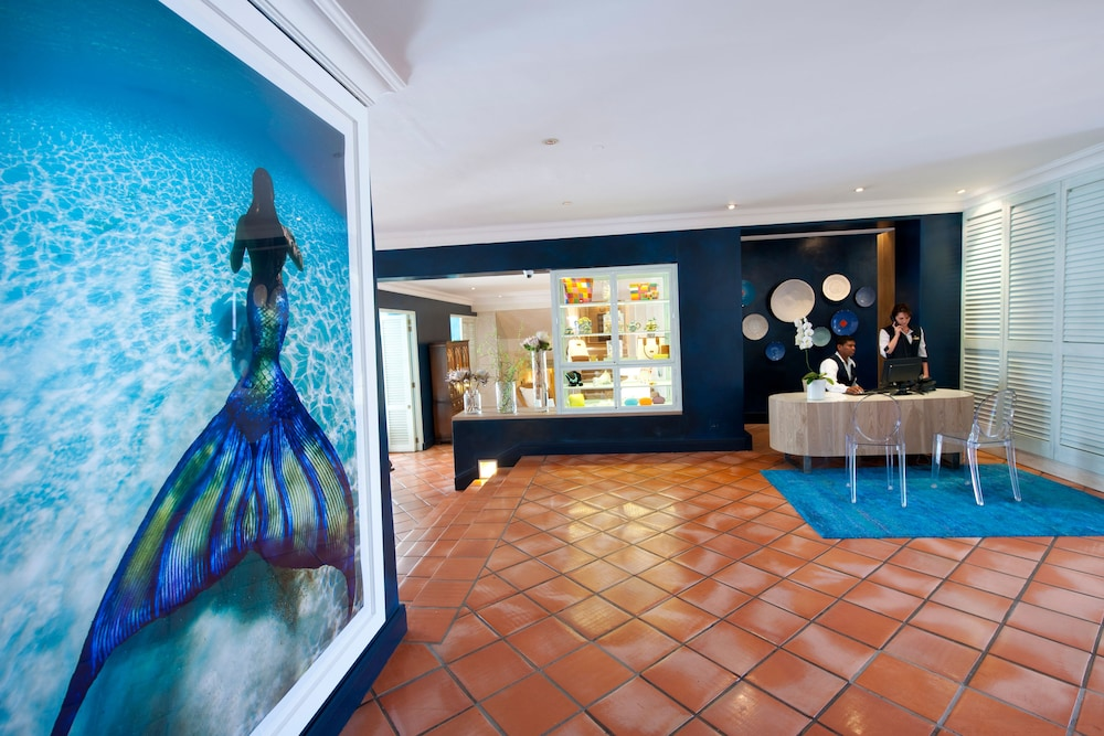 Reception, The Plettenberg Hotel