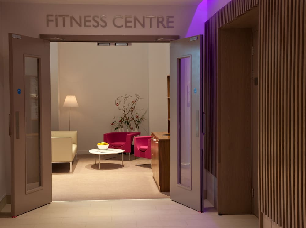 Fitness Facility, The Morrison, a DoubleTree by Hilton Hotel