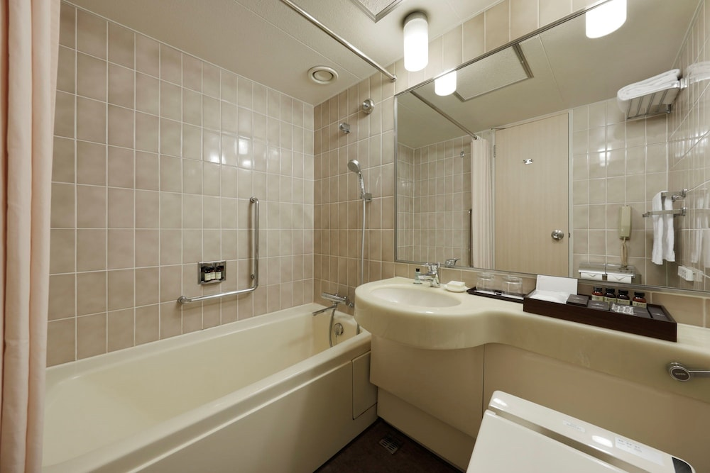 Bathroom, Grand Prince Hotel Takanawa