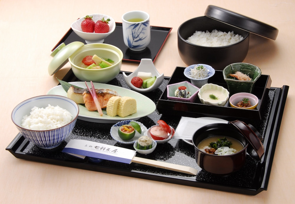 Breakfast Meal, Grand Prince Hotel Takanawa