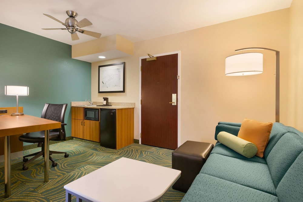 Room, Springhill Suites Marriott Little Rock West