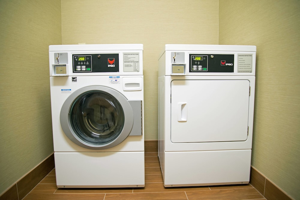 Laundry Room, Springhill Suites Marriott Little Rock West