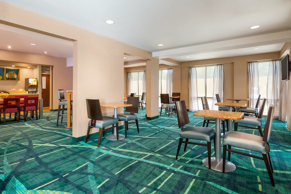 Restaurant, Springhill Suites Marriott Little Rock West