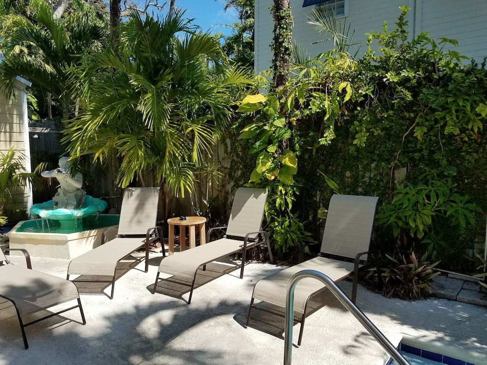 Property Grounds, Authors of Key West Guest House