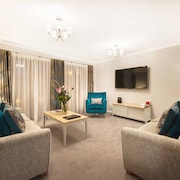 The Knight Residence Apartments by Mansley