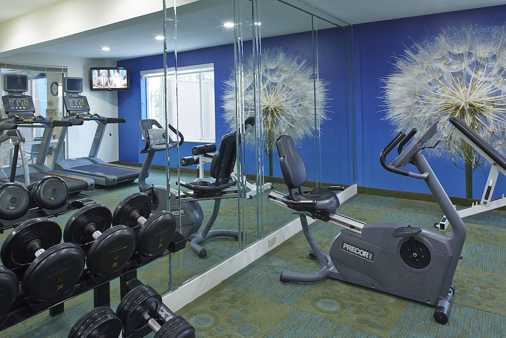 Fitness Studio, Springhill Suites By Marriott Atlanta Six Flags