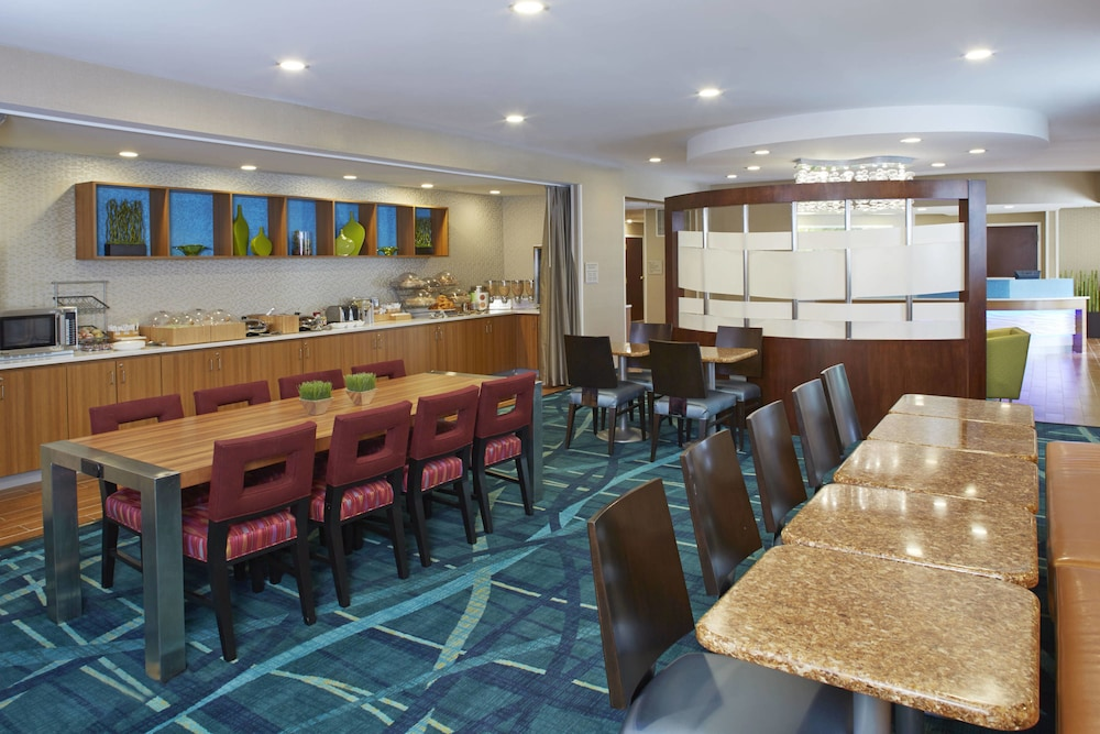 Restaurant, Springhill Suites By Marriott Atlanta Six Flags