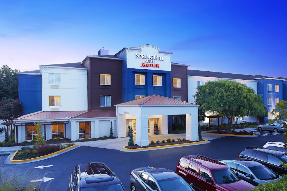 Exterior, Springhill Suites By Marriott Atlanta Six Flags