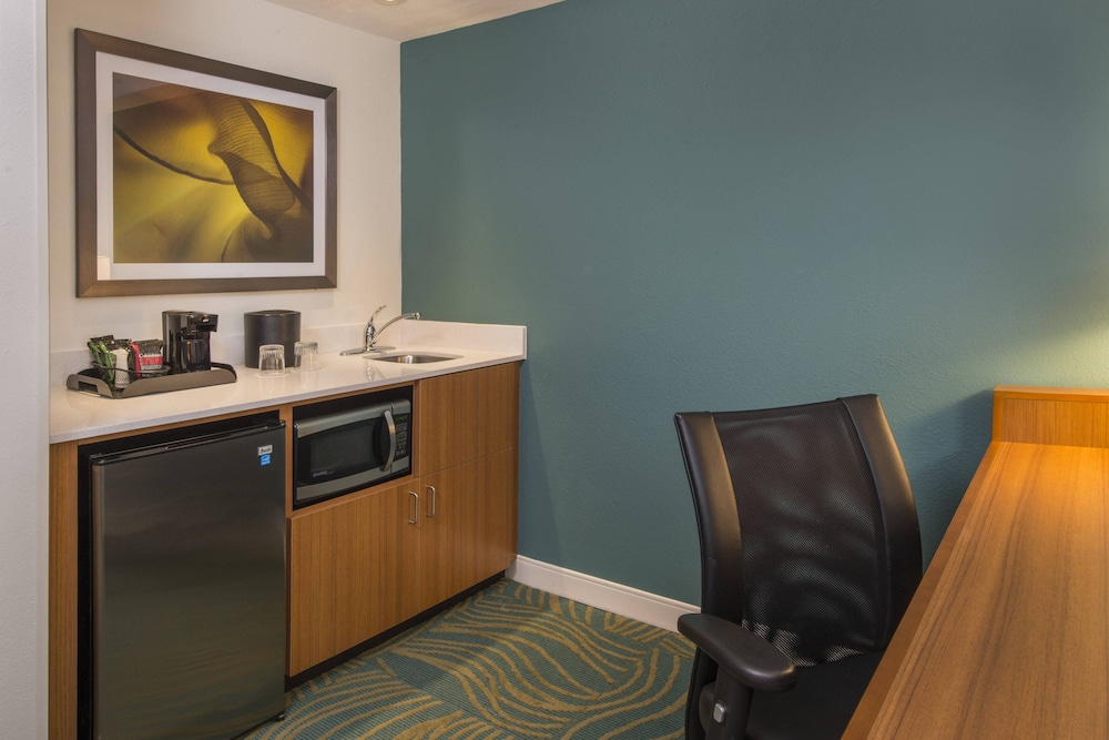 Private Kitchen, Springhill Suites Gaithersburg