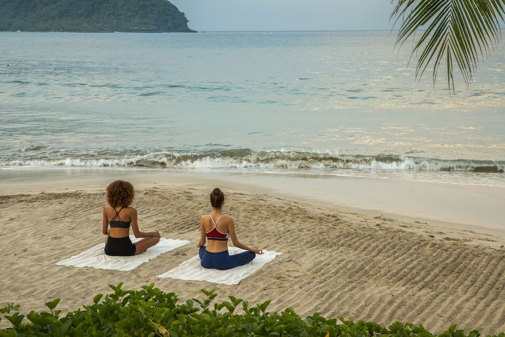 Yoga, Thompson Zihuatanejo, a Beach Resort