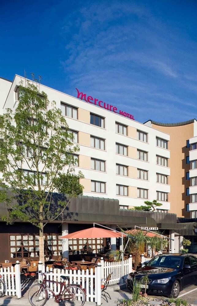 Mercure hotel offenburg am messeplatz offenburg germania for Offenburg germania