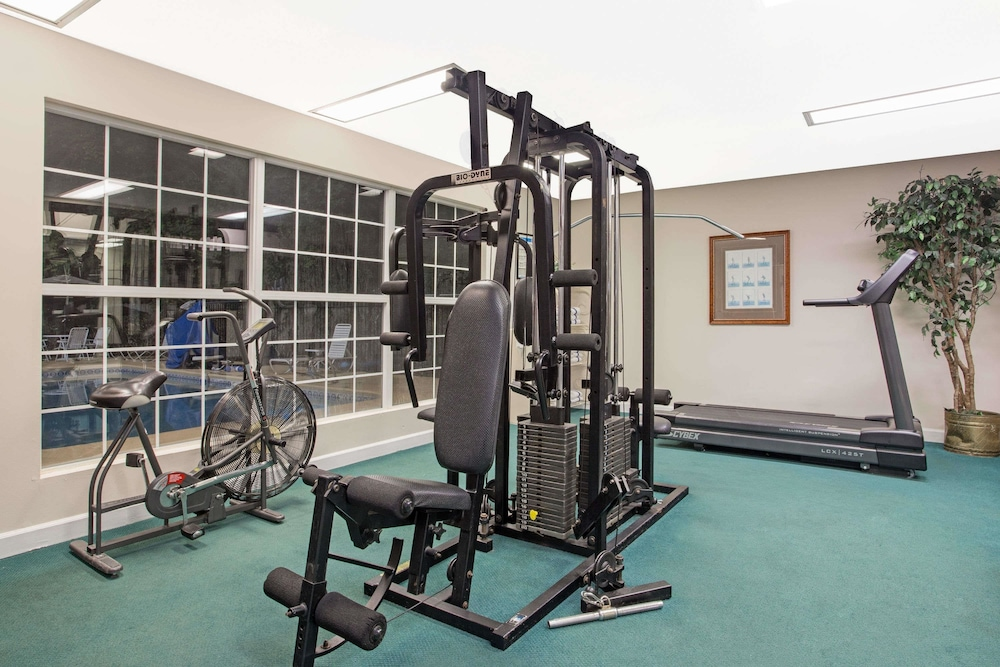 Fitness Studio, Baymont by Wyndham Brunswick GA