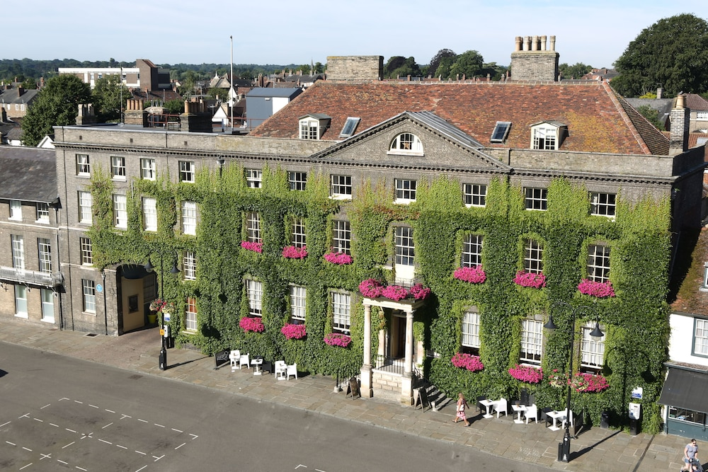 Hotels In Bury St Edmunds