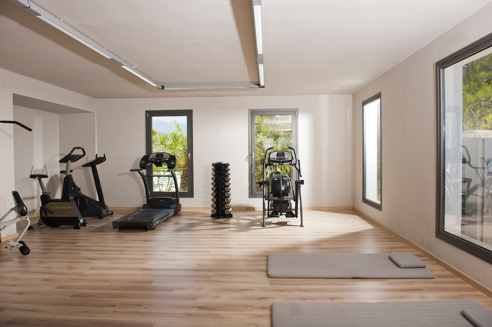 Fitness Facility, Minos Beach art hotel