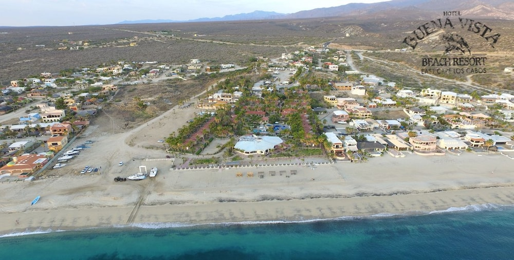 Aerial View, Buena Vista Beach Resort