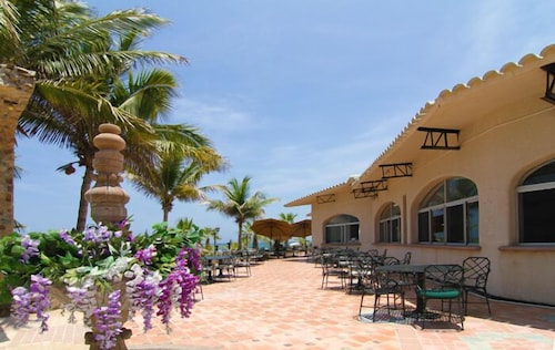 Terrace/Patio, Buena Vista Beach Resort