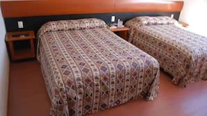 Caja fuerte, tabla de planchar con plancha, wifi gratis